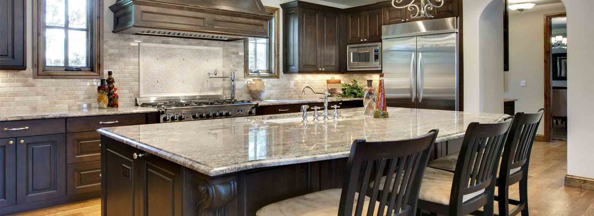 Granite Works | Rockville, MD | Custom Countertops and Cabinets