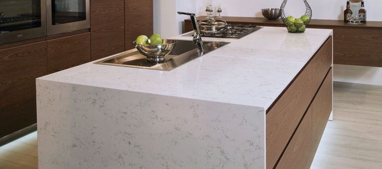 ... Engineered Stone U2013 Or Just U201cquartzu201d U2013 Offers An Appealing Alternative  To Natural Stone Countertops. Nonporous And Resistant To Heat, Quartz  Countertops ...