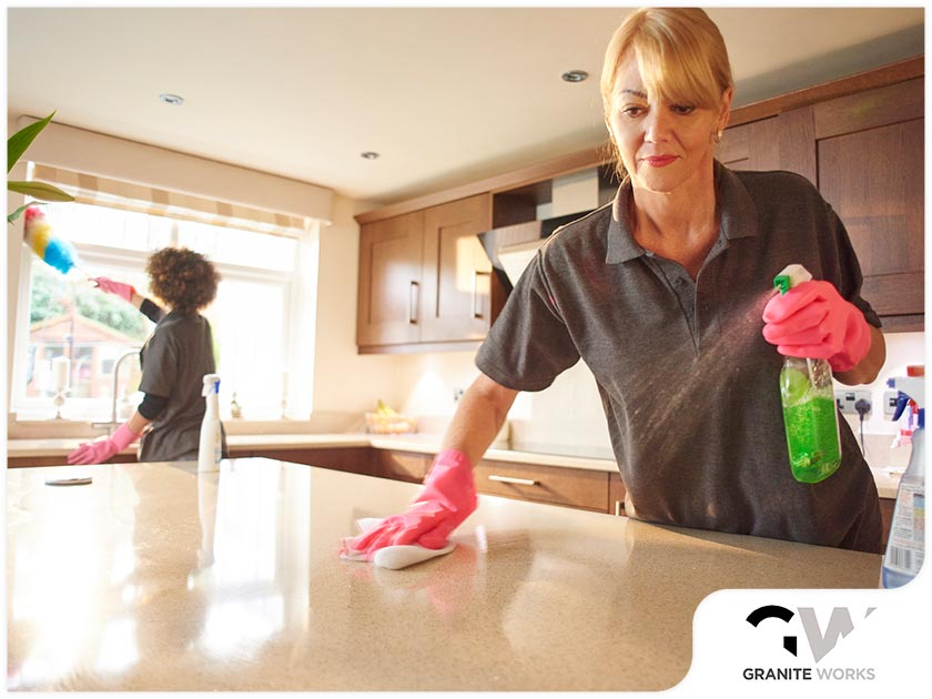 How to Properly Clean Your Granite Countertop